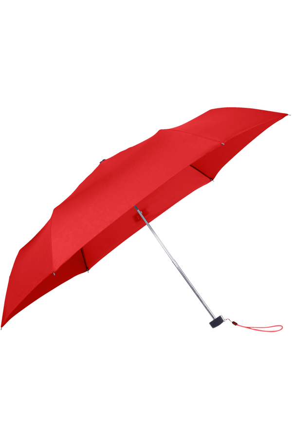 Samsonite Rain Pro 3 Sect.Ultra Mini Flat  Lava Red