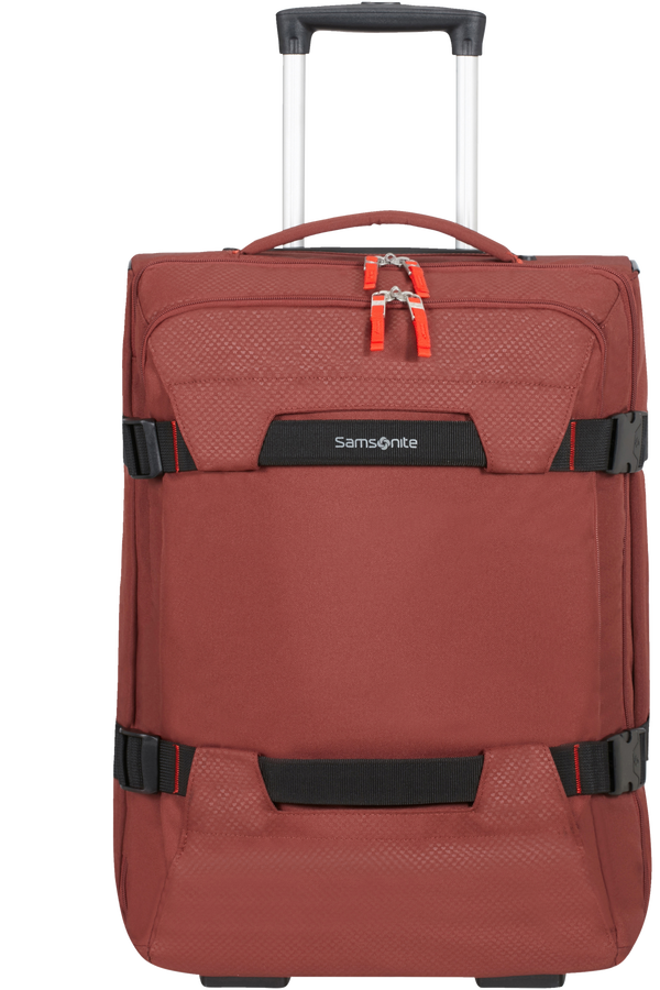 Samsonite Sonora Duffle with wheels 55cm  Barn Red