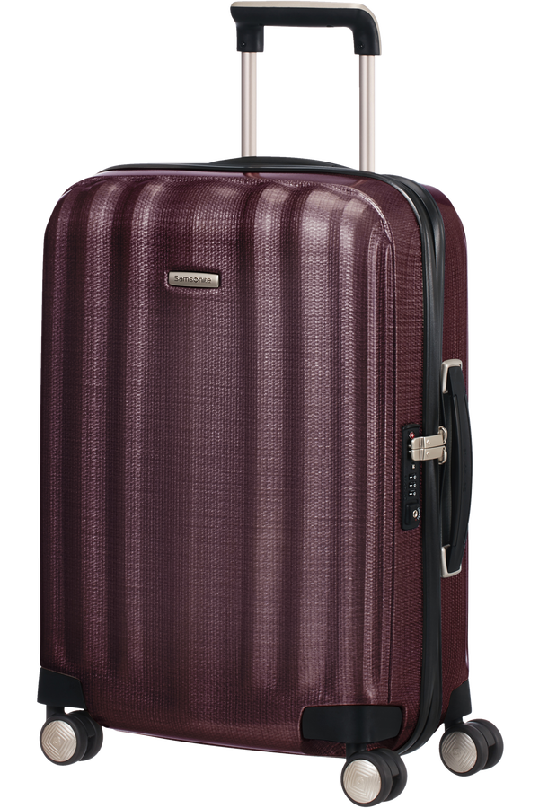 Samsonite Lite-Cube Spinner 55cm  Purple