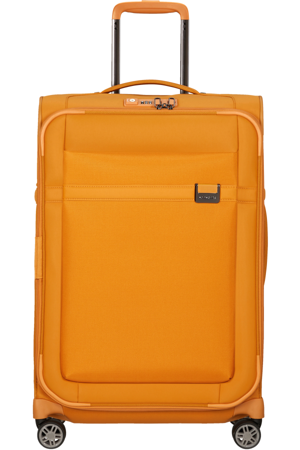 Samsonite Airea Spinner Expandable 67cm  Honey Gold