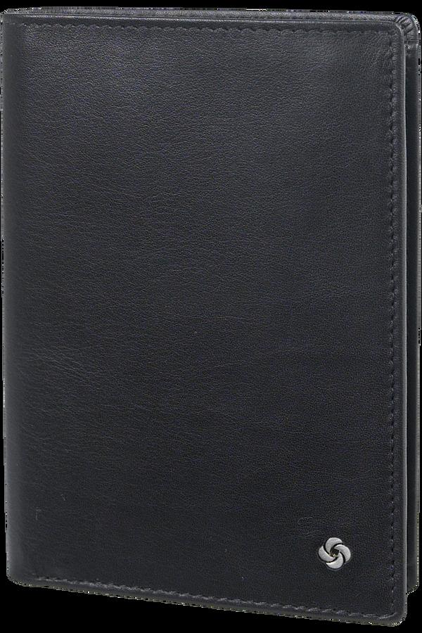 Samsonite Soryx SLG Wallet 8CC + 2 H FL + 4Wind + 2C Schwarz