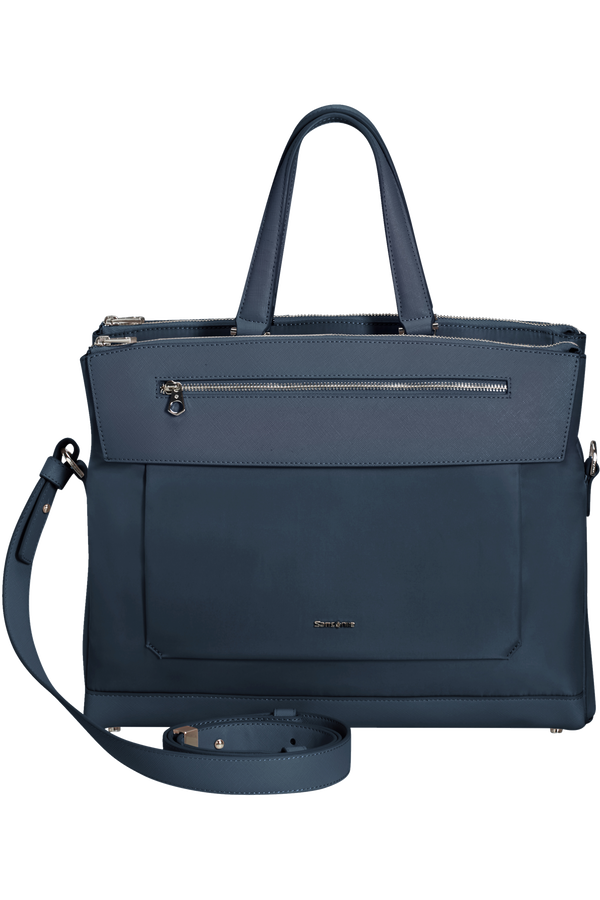 Samsonite Zalia 2.0 Bailhandle 3 Compartments 14.1'  Midnight Blue