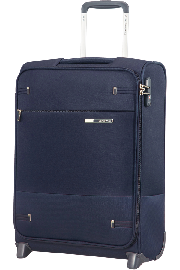 Samsonite Base Boost Upright 55cm  Navy Blue