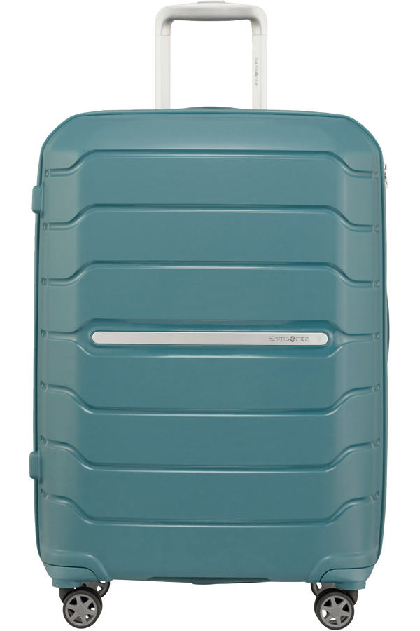 Samsonite Flux Spinner Expandable 68cm  Arctic Blue
