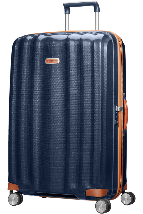 Samsonite Lite-Cube DLX Spinner 82cm Midnight Blue