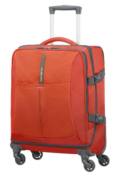 4Mation Reisetasche mit Rollen 55cm Red/Grey