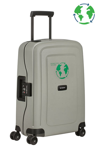 S'Cure Eco Earth Trolley mit 4 Rollen 55cm