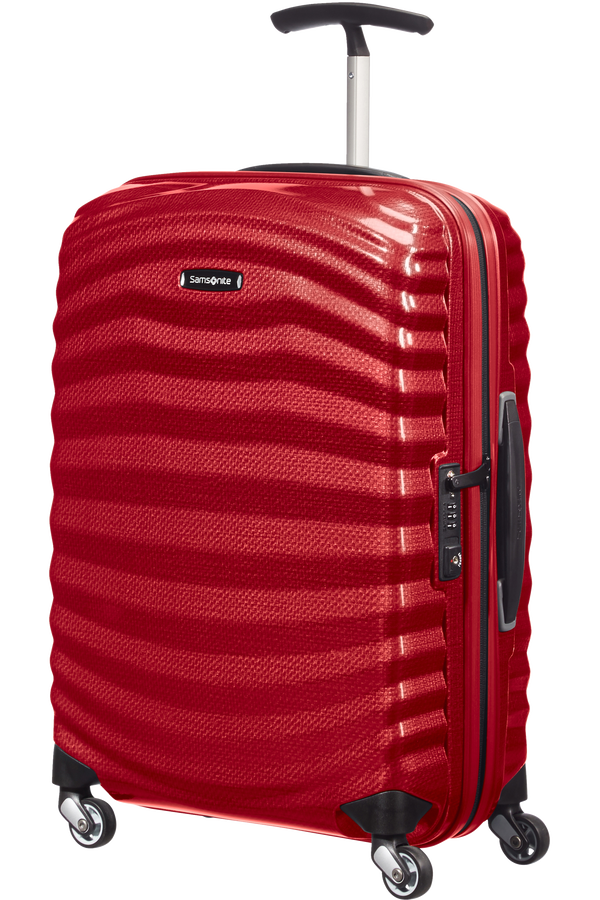 Samsonite Lite-Shock Spinner 55cm  Chili red