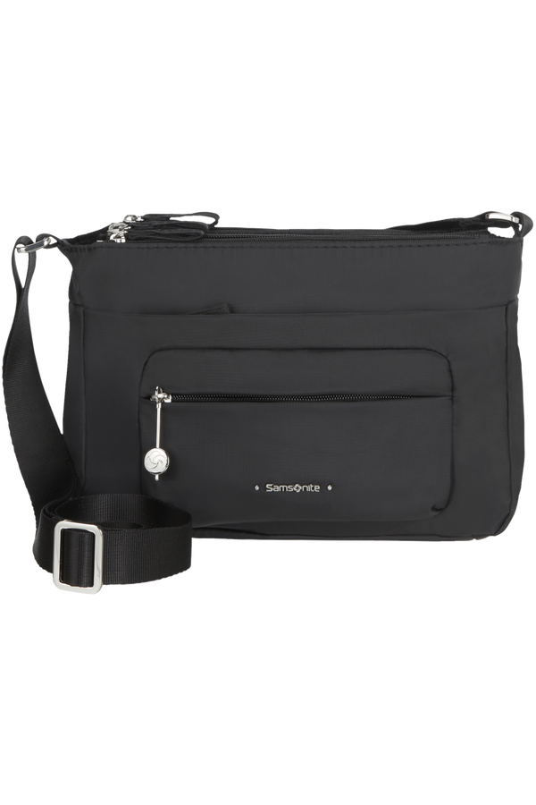 Samsonite Move 3.0 Horizontal Shoulder Bag S  Schwarz