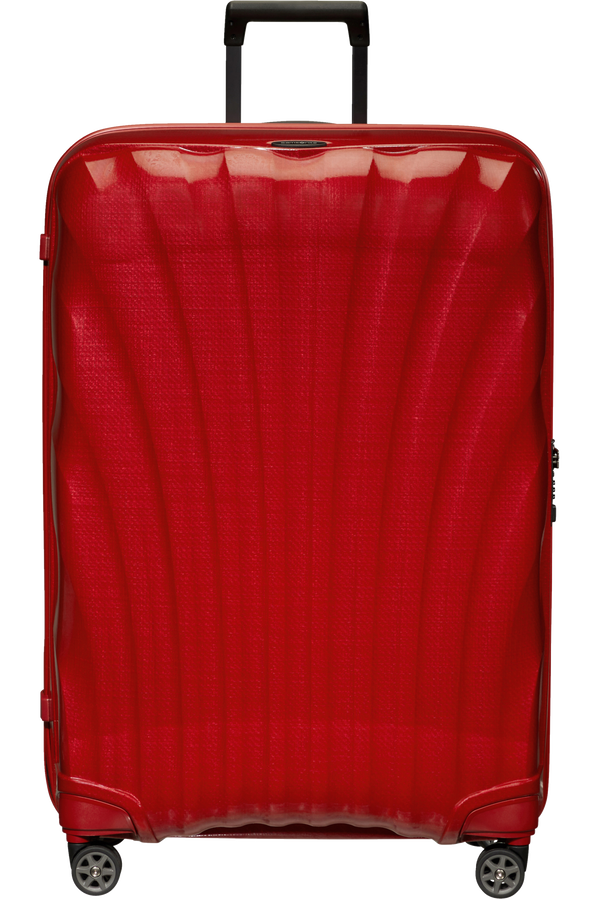 Samsonite C-Lite Spinner 81cm  Chili red