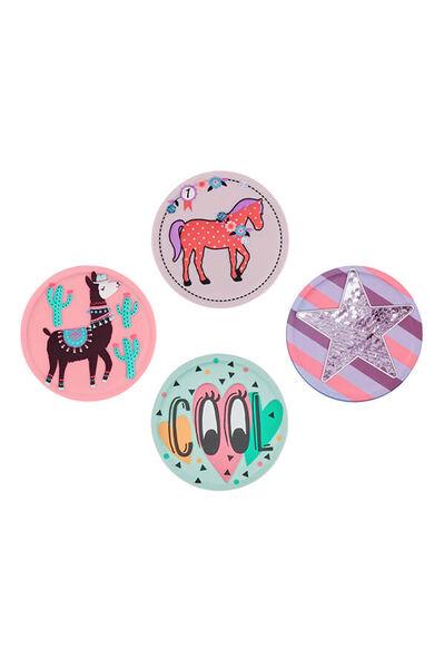 Sammies Ergofit Klett-Buttons