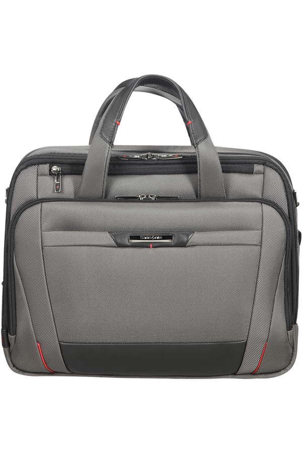 Samsonite Pro-Dlx 5 Laptop Bailhandle Expandable  39.6cm/15.6inch Magnetic Grey