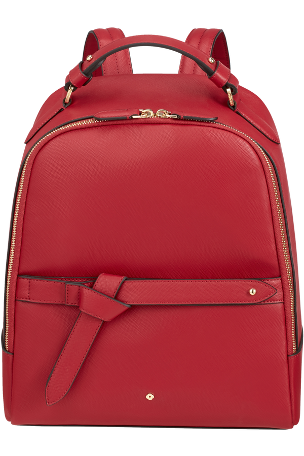 Samsonite My Samsonite Round Backpack  Tomato Red