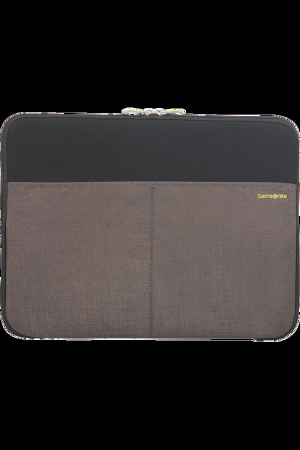 Samsonite Colorshield 2 Laptop Sleeve 15.6'  Black/Grey
