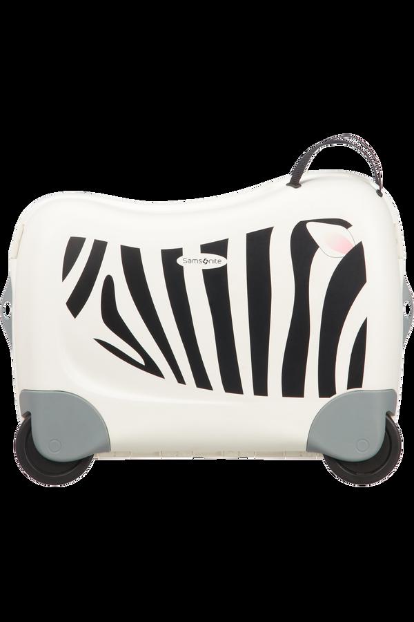 Samsonite Dream Rider Suitcase  Zebra Zeno