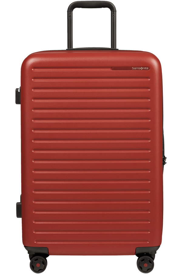 Samsonite Stackd Spinner 68cm  Rot