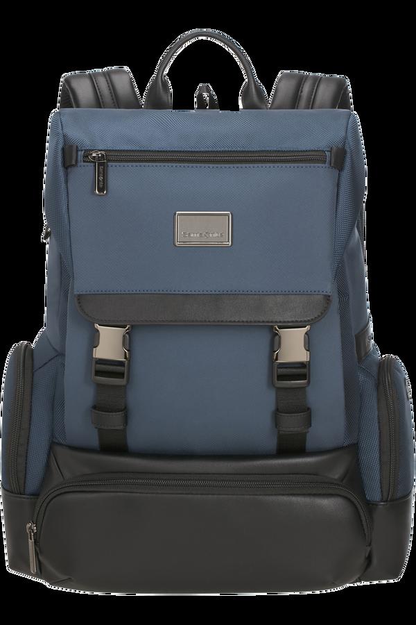 Samsonite Waymore Laptop Backpack Flap  15.6inch Blau