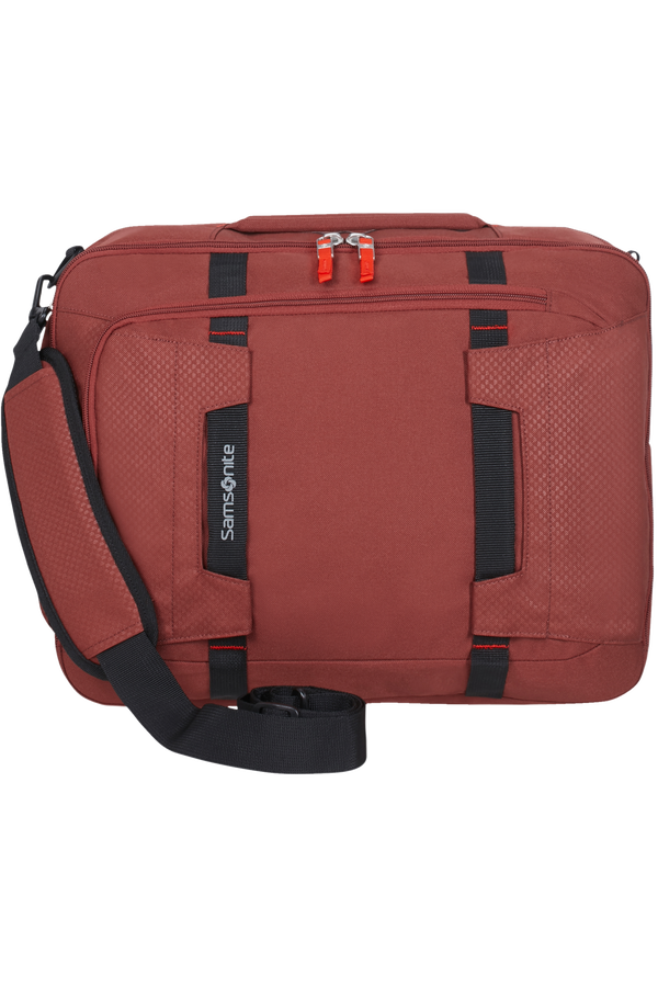 Samsonite Sonora 3-WAY SHOULDER BAG EXP  Barn Red