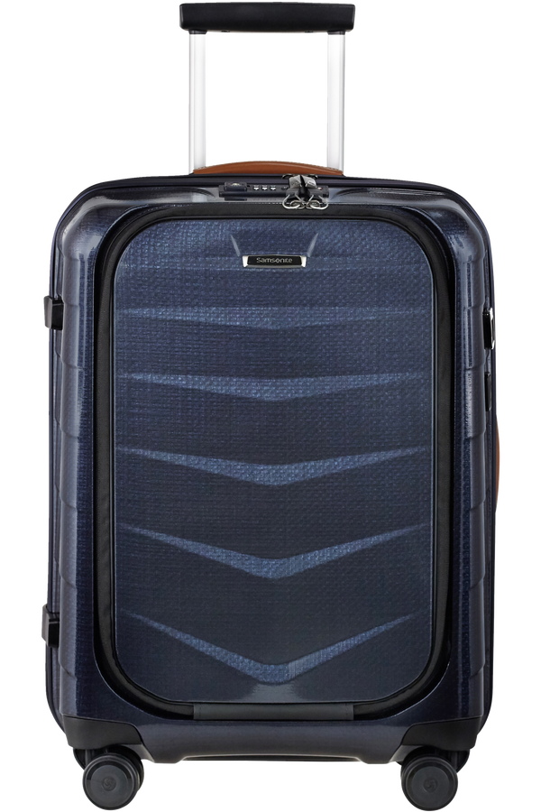 Samsonite Lite-Biz Spinner USB 55cm  Midnight Blue
