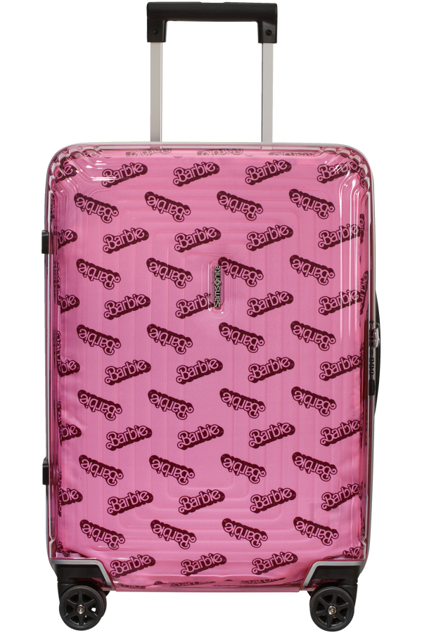 Samsonite Neopulse Barbie Spinner Barbie 55cm Barbie Transparent Pink