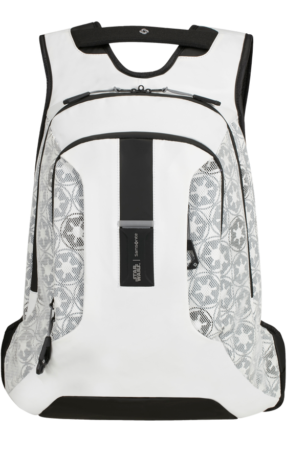 Samsonite Paradiver L Star Wars Laptop Backpack 2 Star Wars L  Stormtrooper White Mesh