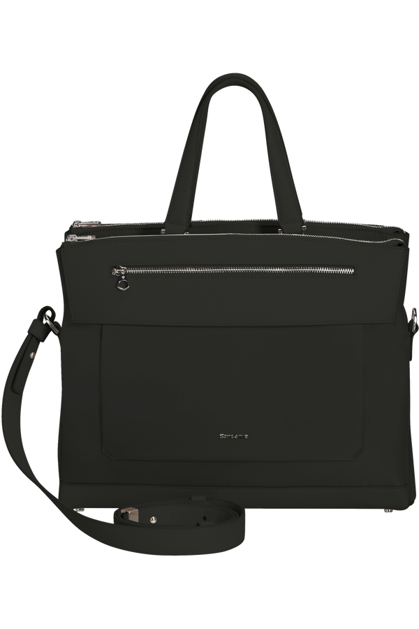 Samsonite Zalia 2.0 Bailhandle 3 Compartments 14.1'  Schwarz