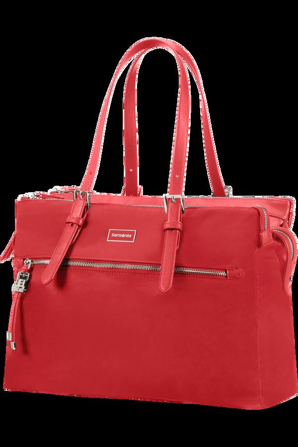 Samsonite Karissa Biz Organised Shopping Bag  14.1inch Formula Red