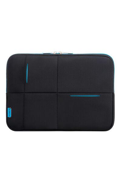 Airglow Sleeves Laptop Hülle Schwarz/Blau