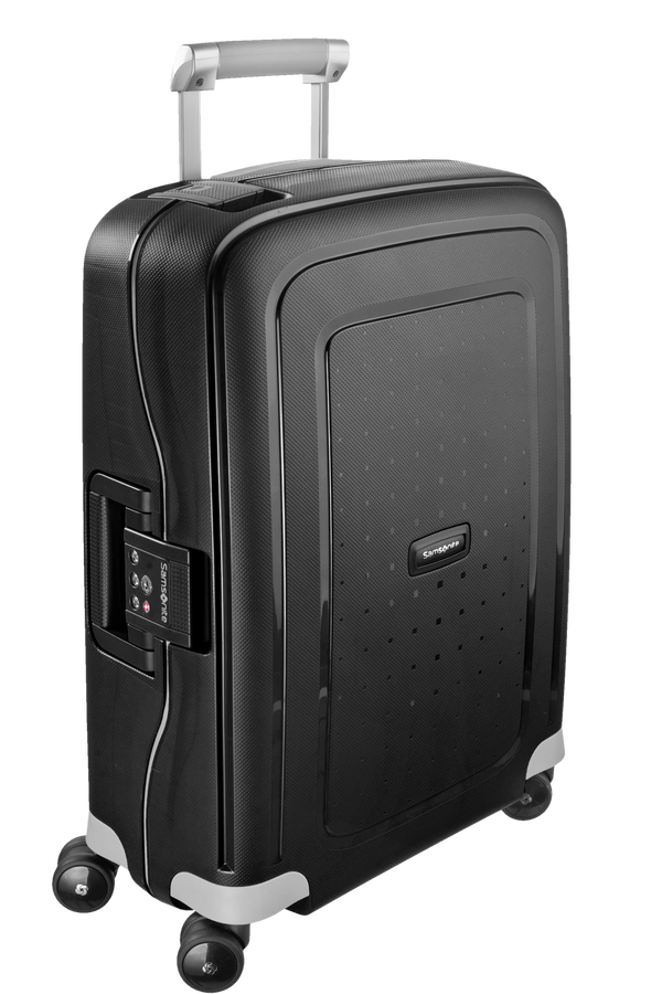 Samsonite S'Cure Spinner 55cm Schwarz
