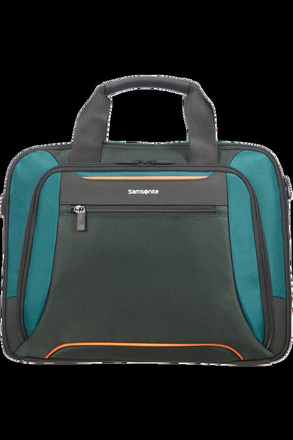 Samsonite Kleur Laptop Bailhandle 14.1inch  Green/Dark Green