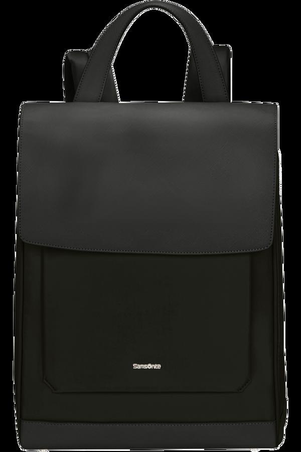 Samsonite Zalia 2.0 Backpack with Flap 14.1'  Schwarz
