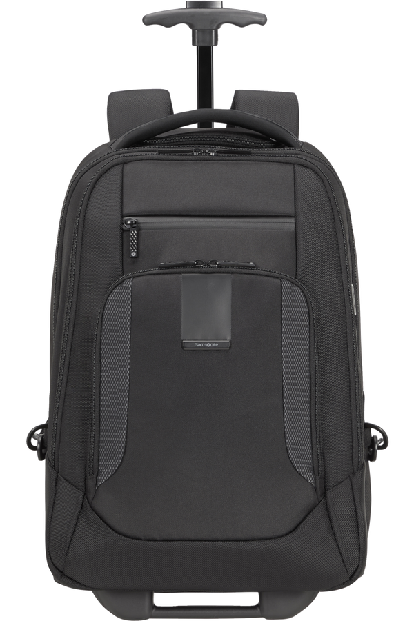 Samsonite Cityscape Evo Laptop Backpack with Wheels  15.6inch Schwarz