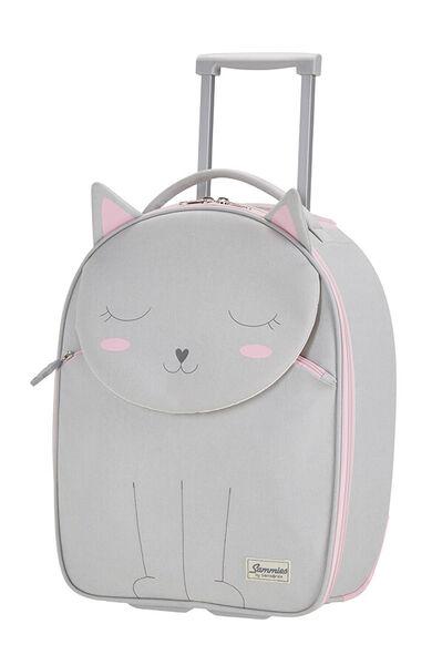 Happy Sammies Trolley mit 2 Rollen 45cm Kitty Cat