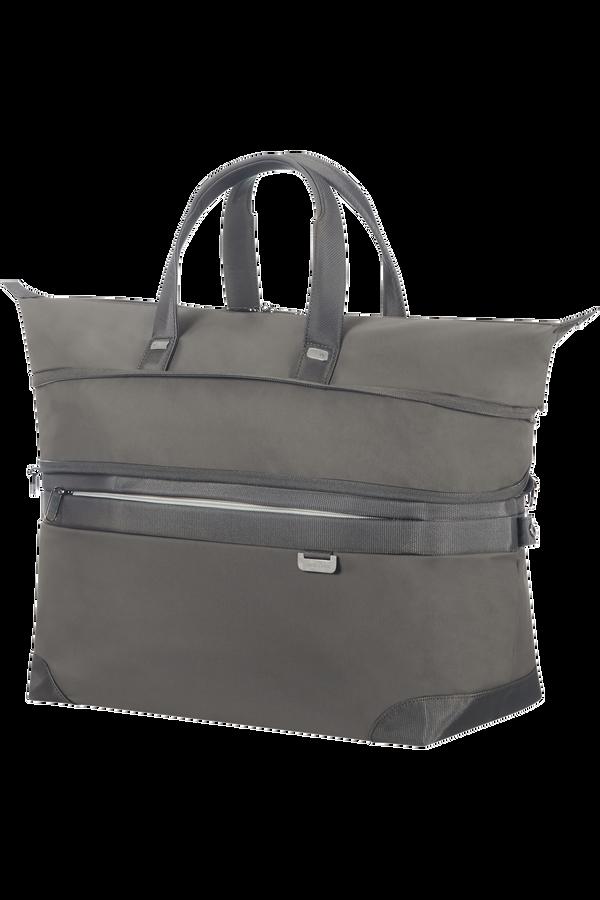 Samsonite Uplite Reisetasche Erweiterbar 45cm  Grau