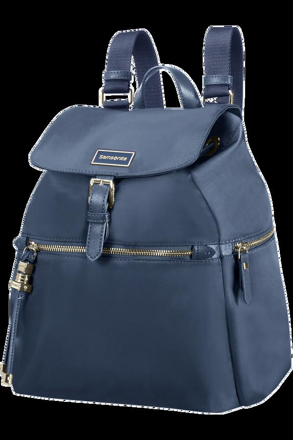 Samsonite Karissa Backpack 3 Pockets + 1 Buckle  Dark Navy