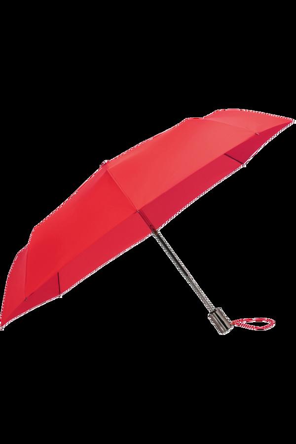Samsonite Rain Pro 3 Sect.Auto O/C  Lava Red