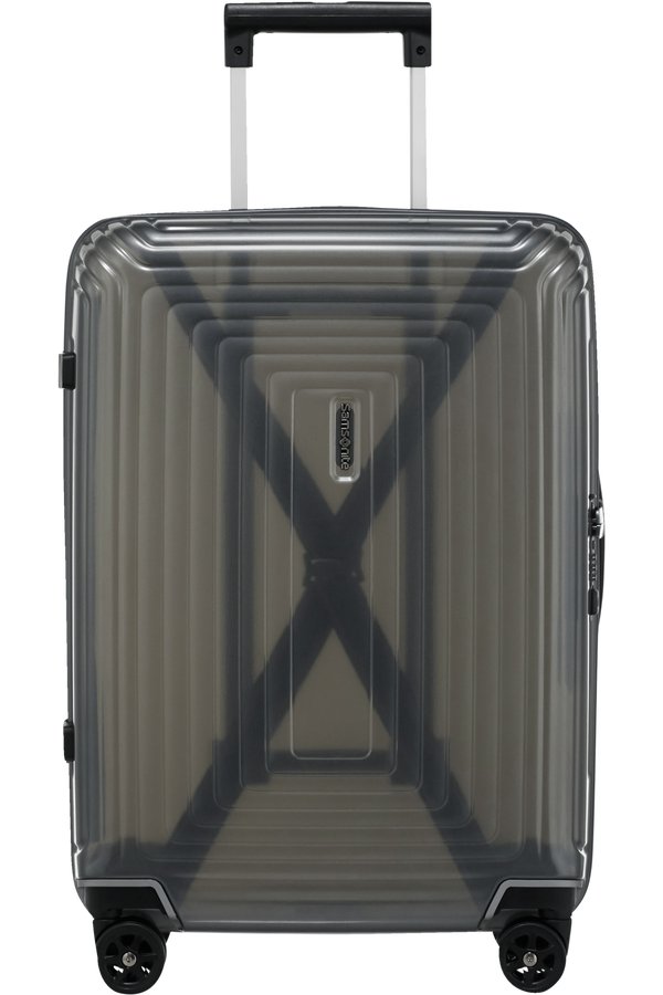 Samsonite Neopulse Lifestyle Spinner Ltd 55cm  Transparent Grey