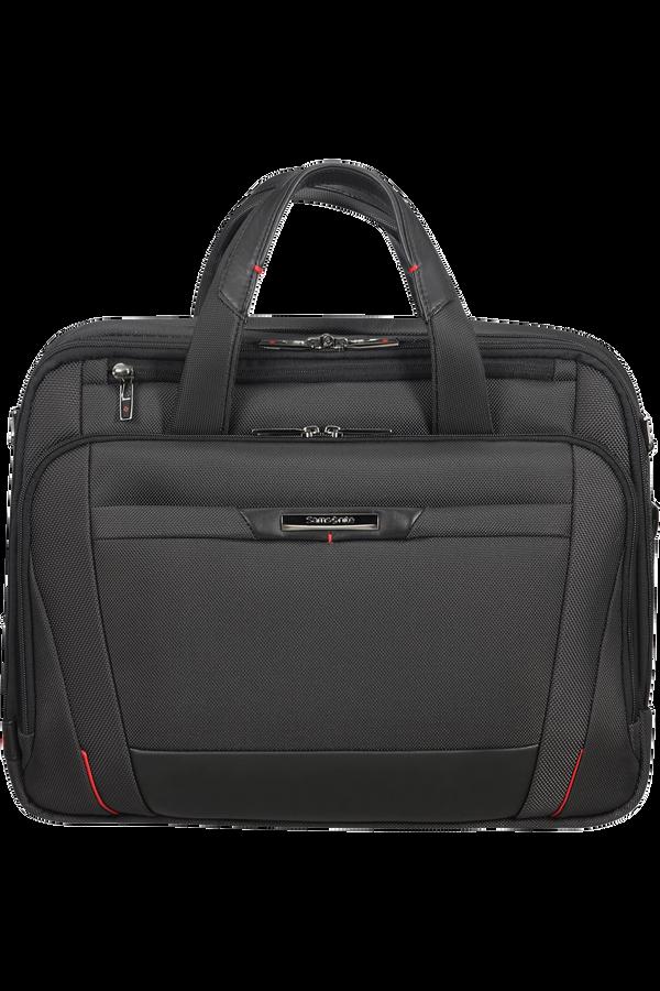 Samsonite Pro-Dlx 5 Laptop Bailhandle Expandable  39.6cm/15.6inch Schwarz