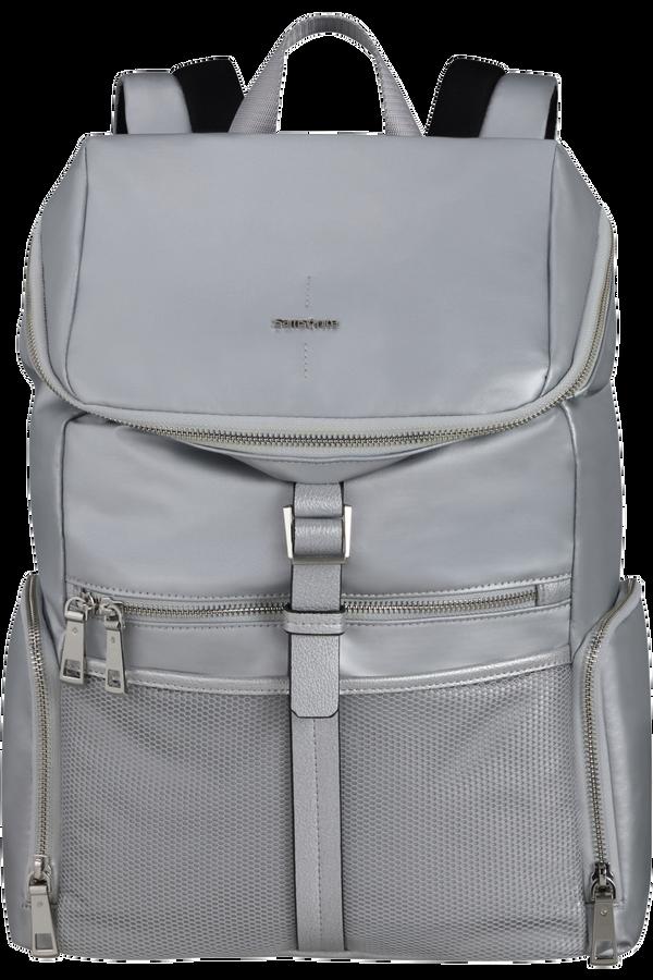 Samsonite Activ-Eight Top Open. Backpack 14.1'  Silber