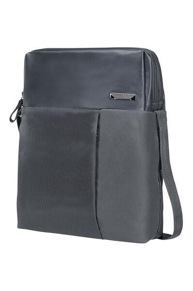 Hip-Tech Crossover Bag Grau