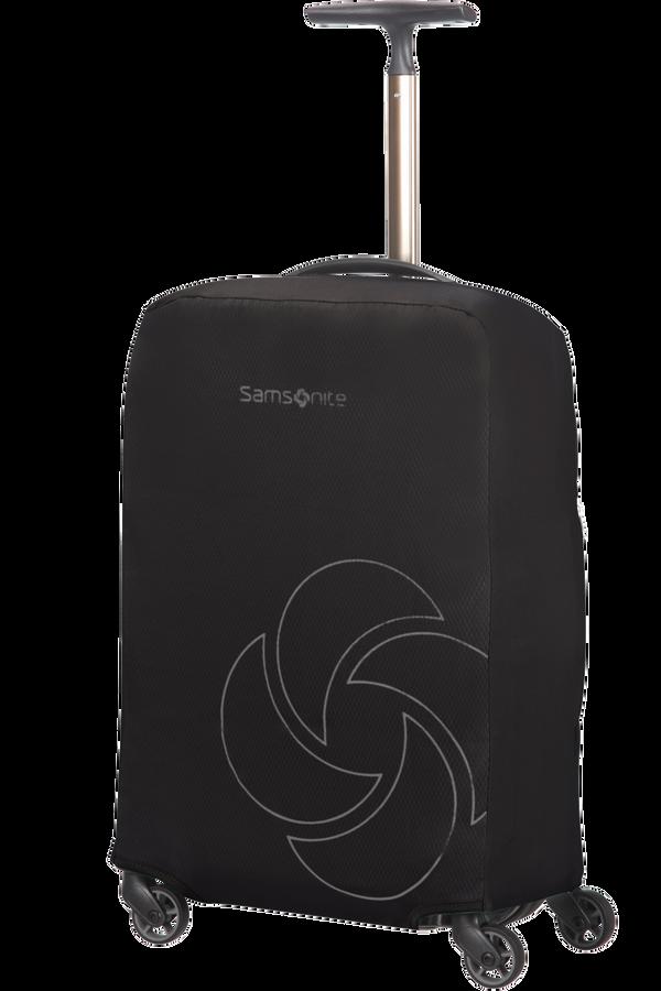 Samsonite Global Ta Foldable Luggage Cover S  Schwarz