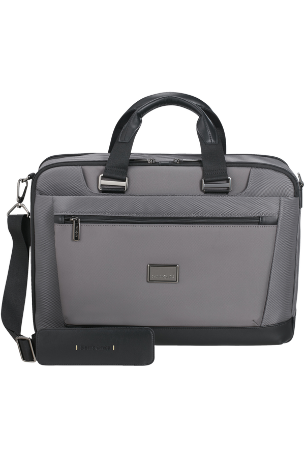 Samsonite Waymore 3 Way Business Case  15.6inch Grau