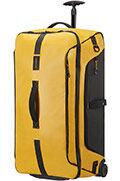 Paradiver Light Reisetasche mit Rollen 79cm Gelb