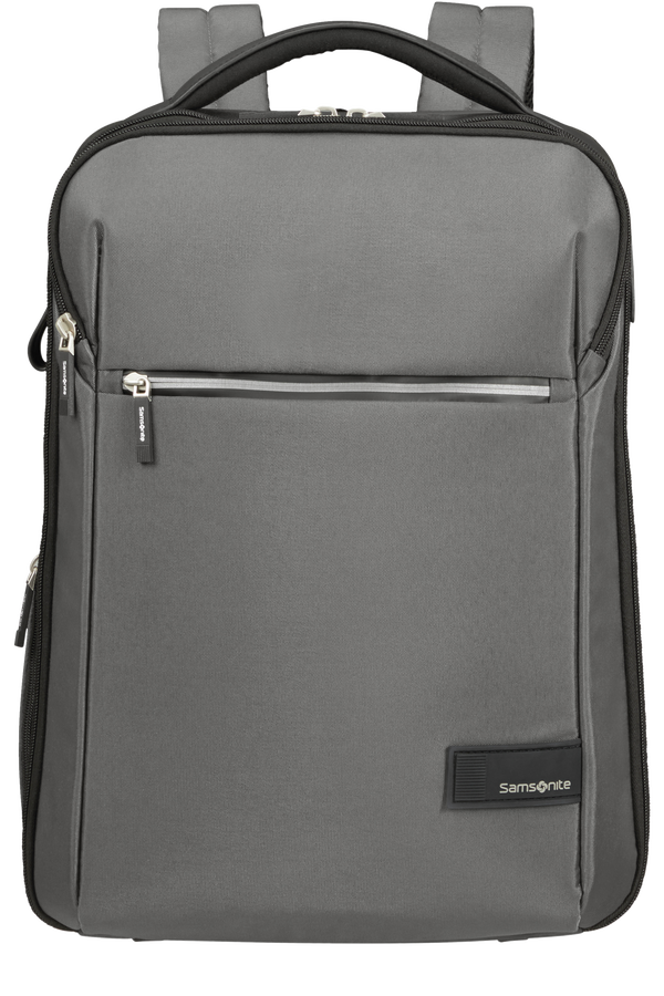 Samsonite Litepoint Laptop Backpack Expandable 17.3'  Grau