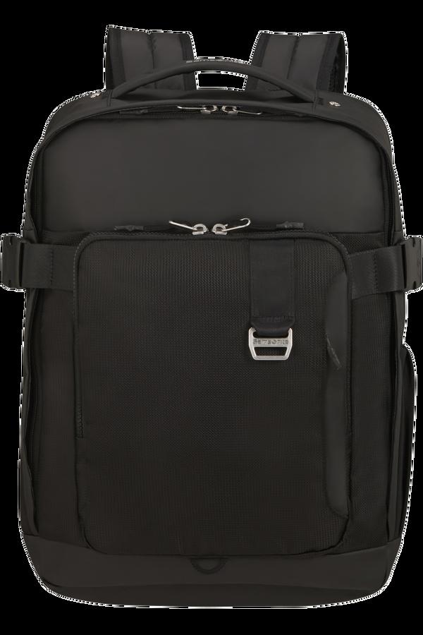 Samsonite Midtown Laptop Backpack Expandable L 15.6inch Schwarz