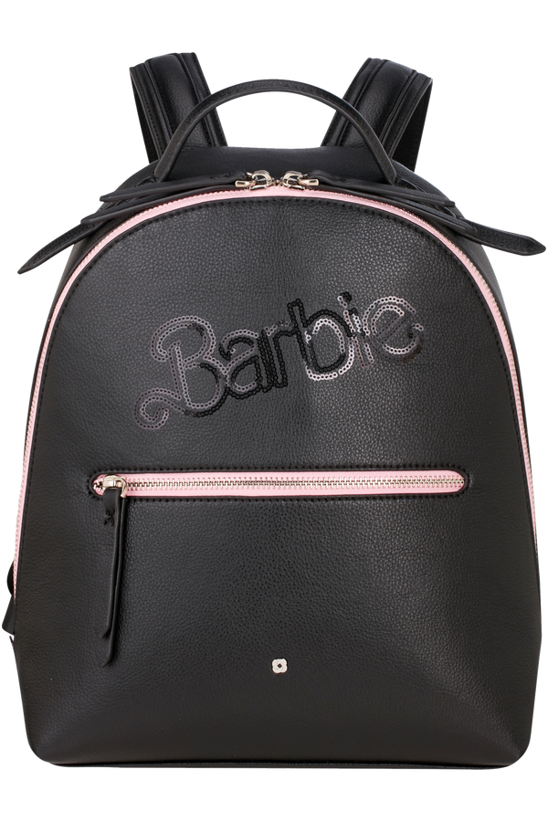 Samsonite Neodream Barbie Backpack Barbie  Barbie Logo Black