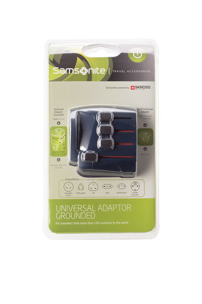 Travel Acc.Essential Adapterstecker