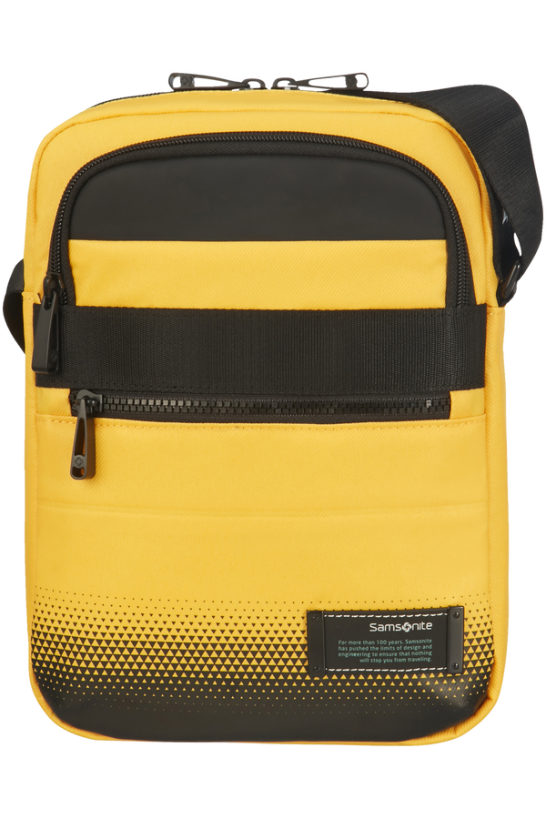 Samsonite Cityvibe 2.0 Tablet Crossover Bag  9.7inch Golden Yellow