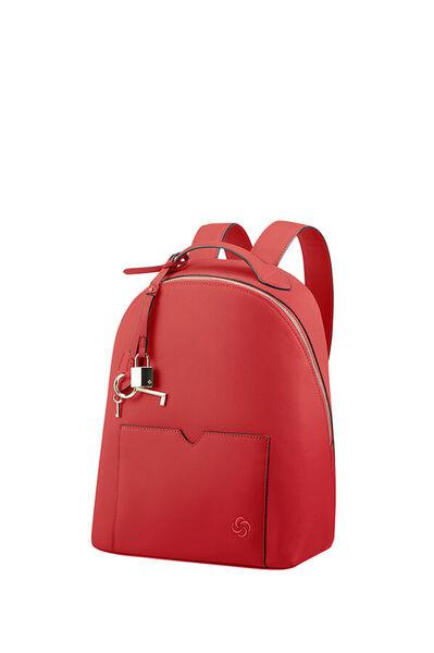 Miss Journey Rucksack Cherry Red