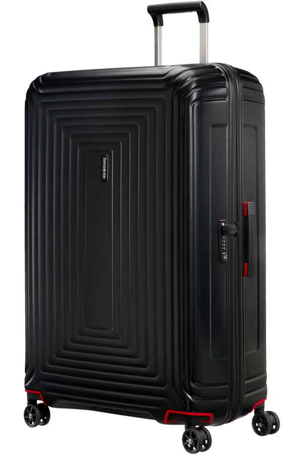 Samsonite Neopulse Spinner 81cm Matte Black